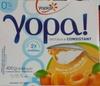 Yopa! Nature sur lit d'Abricot (0% MG) - Product