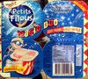 Petits Filous (Magic Duo Goût Fraise & Goût Vanille) - Product