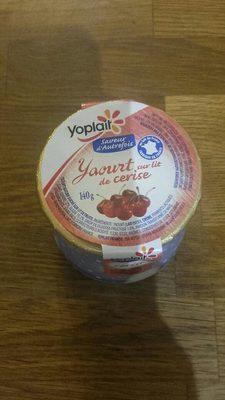Yopa! Nature sur Lit de Fruits Rouges - Produit - fr