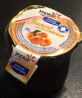 Yaourt nature sucré sur lit de fruits, aromatisé - Produto - fr
