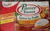 Panier de Yoplait, Nature Sur Fruits (Fraise, Mûre, Cerise, Pêche, Mirabelle, Abricot) - Produit