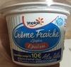 Crème fraîche légère épaisse (15 % M.G.) - Produit