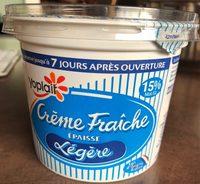 Crème Fraîche Légère Epaisse (15% MG) - Product