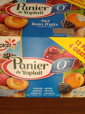 panier de Yoplait - Product