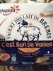 Yaourt 100% lait de brebis sur lit de figue - Product