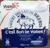 Yaourt 100% Lait de Brebis Nature - Produit