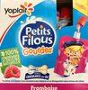 Petits Filous Gourde Framboise - Product
