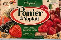 Panier de Yoplait L'original - Produit - fr