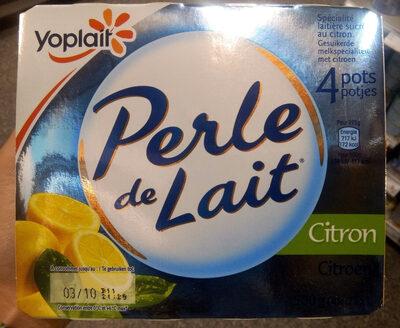 Perle de Lait Citron - Product - fr