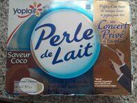 Perle de lait saveur coco - Product - fr