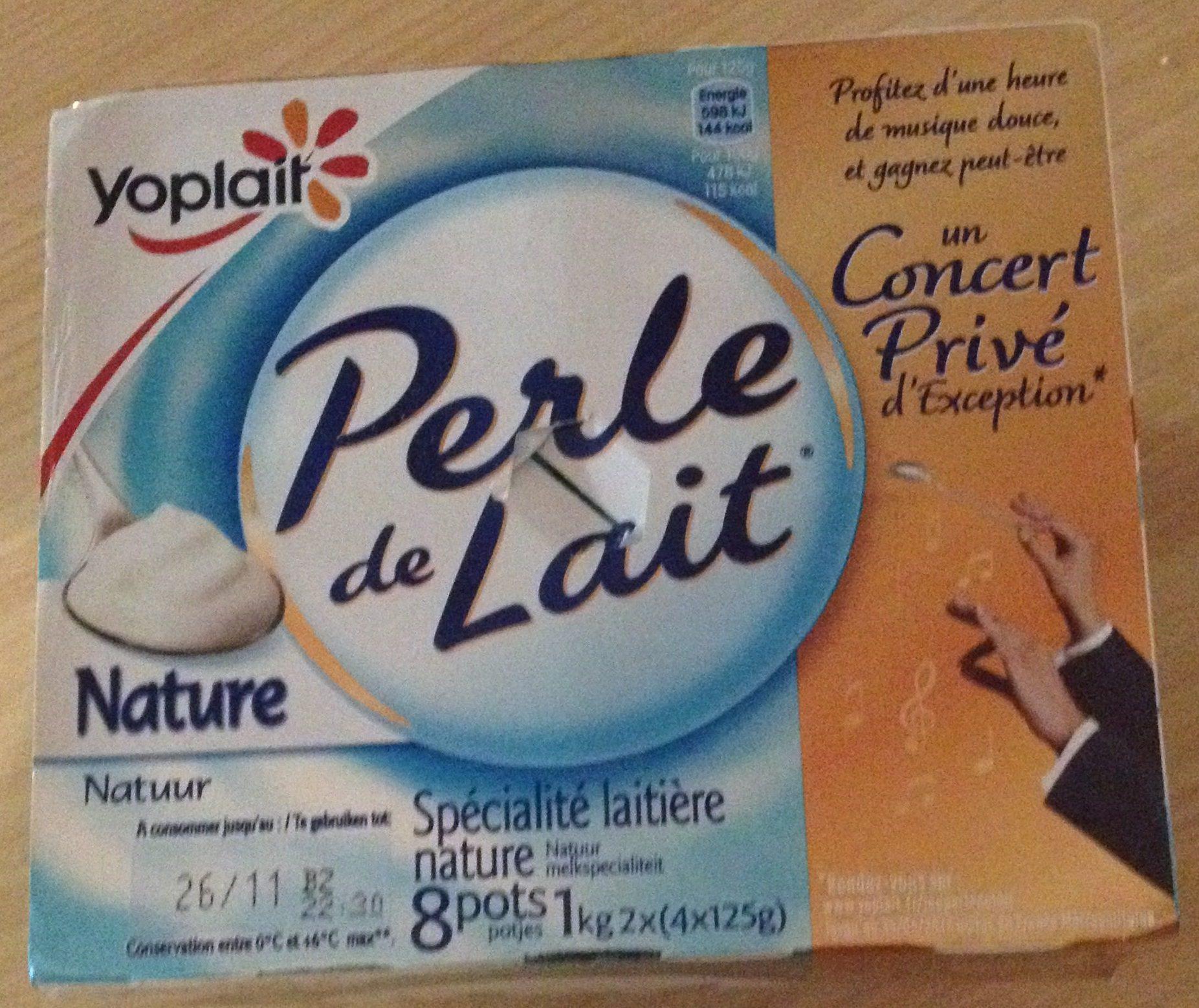 Perles de lait - Product