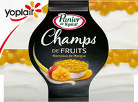 Panier de Yoplait - Champs de fruits Morceaux de Mangue - Product - fr