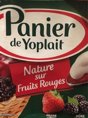 Panier de Yoplait - Produit