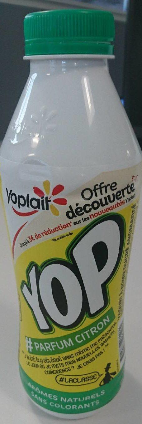 Yop parfum citron - Product - fr