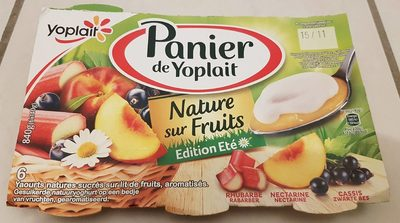 Nature sur fruits edition été - Product