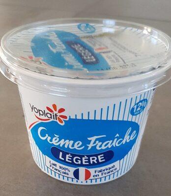 Crème fraîche légère - Product - fr