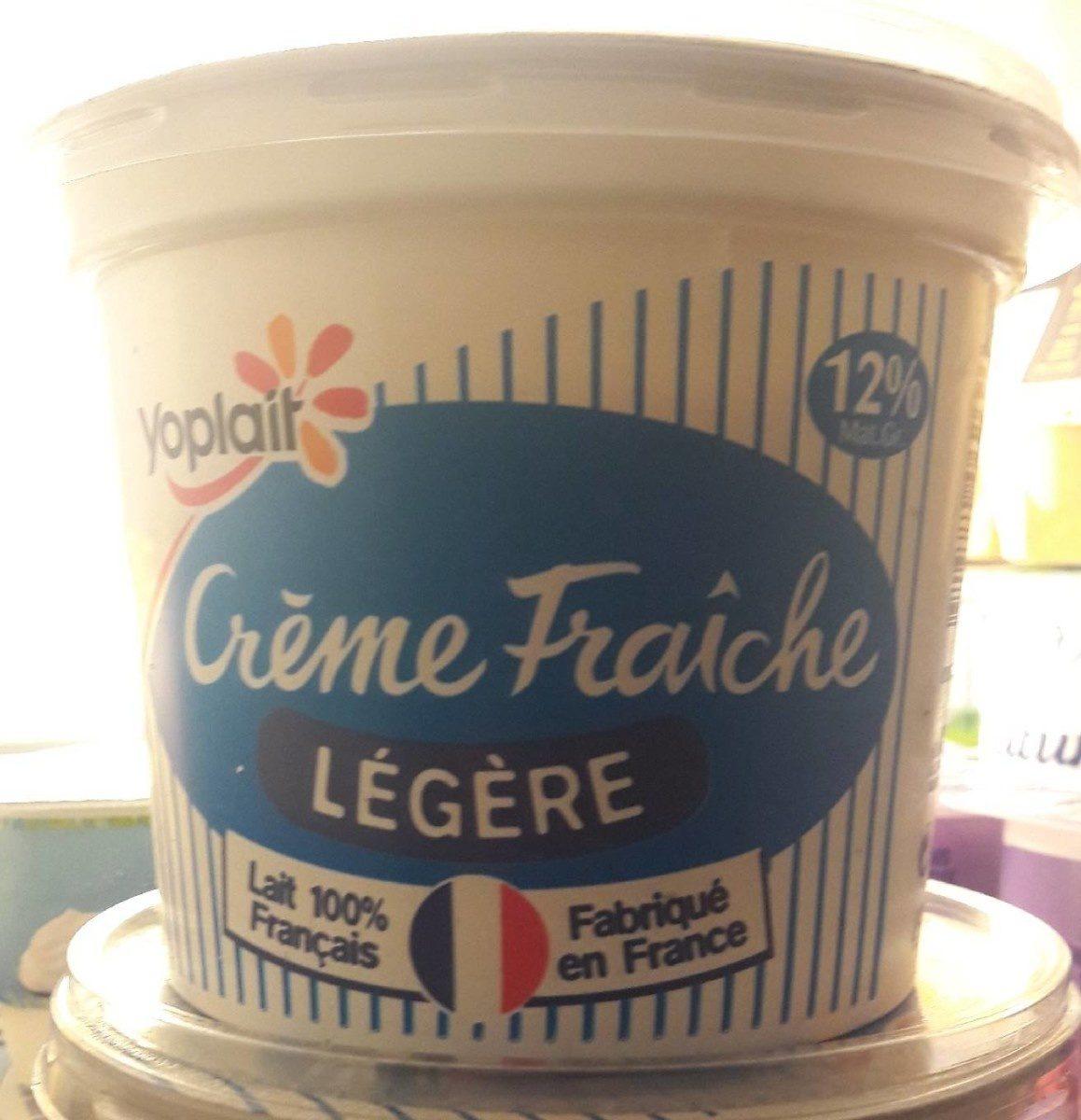 Crème Fraîche LÉGÈRE - Product