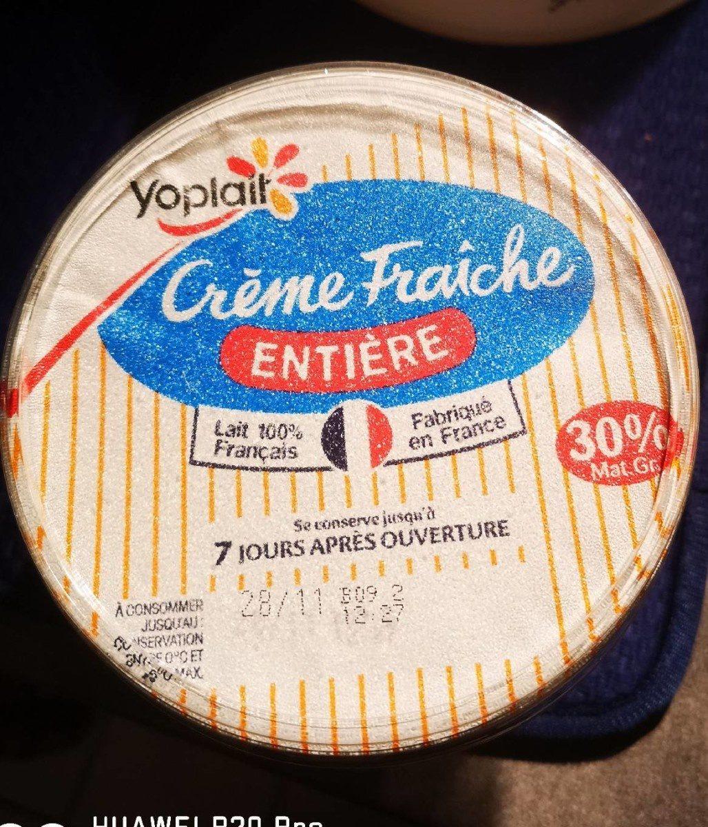 Crème fraiche - Product