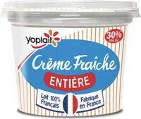 Crème fraîche - Produit - fr