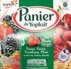 Yaourt sucré, aux fruits aromatisé - Product