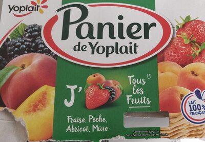 Panier de Yoplait - Product - fr