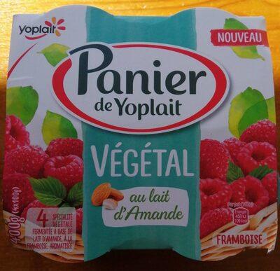 Panier de Yoplait au lait d'amande - Product