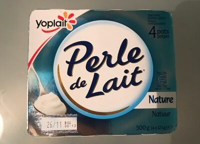 Perle de lait nature - Product - fr