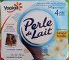 Spécialité laitière sucrée, aromatisée - Producto