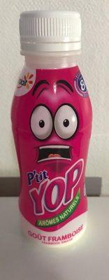P'tit Yop goût framboise - Product - fr