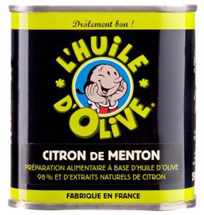 L'Huile d'Olive au citron de Menton - Product