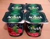 Activia Fruits - Fruits des bois - Produto