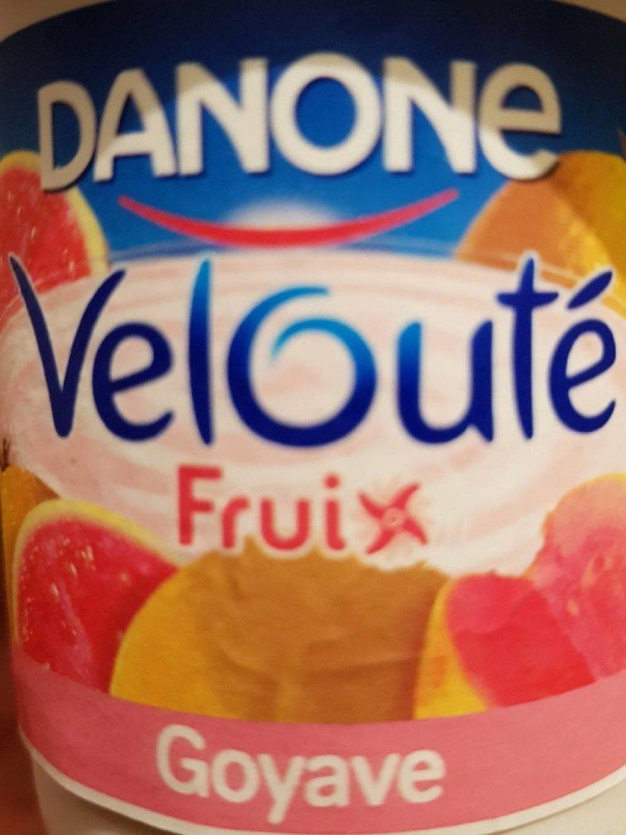 Velouté fruix - Produit