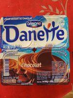 Danette chocolat - Product - fr