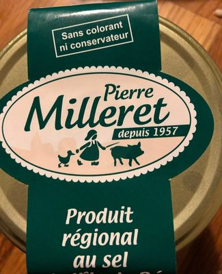 Boudin noir aux pommes - Produit - fr