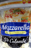 Mozzarella (22% MG) - 150 g - Les Fromagers de Ste Colombe - Product