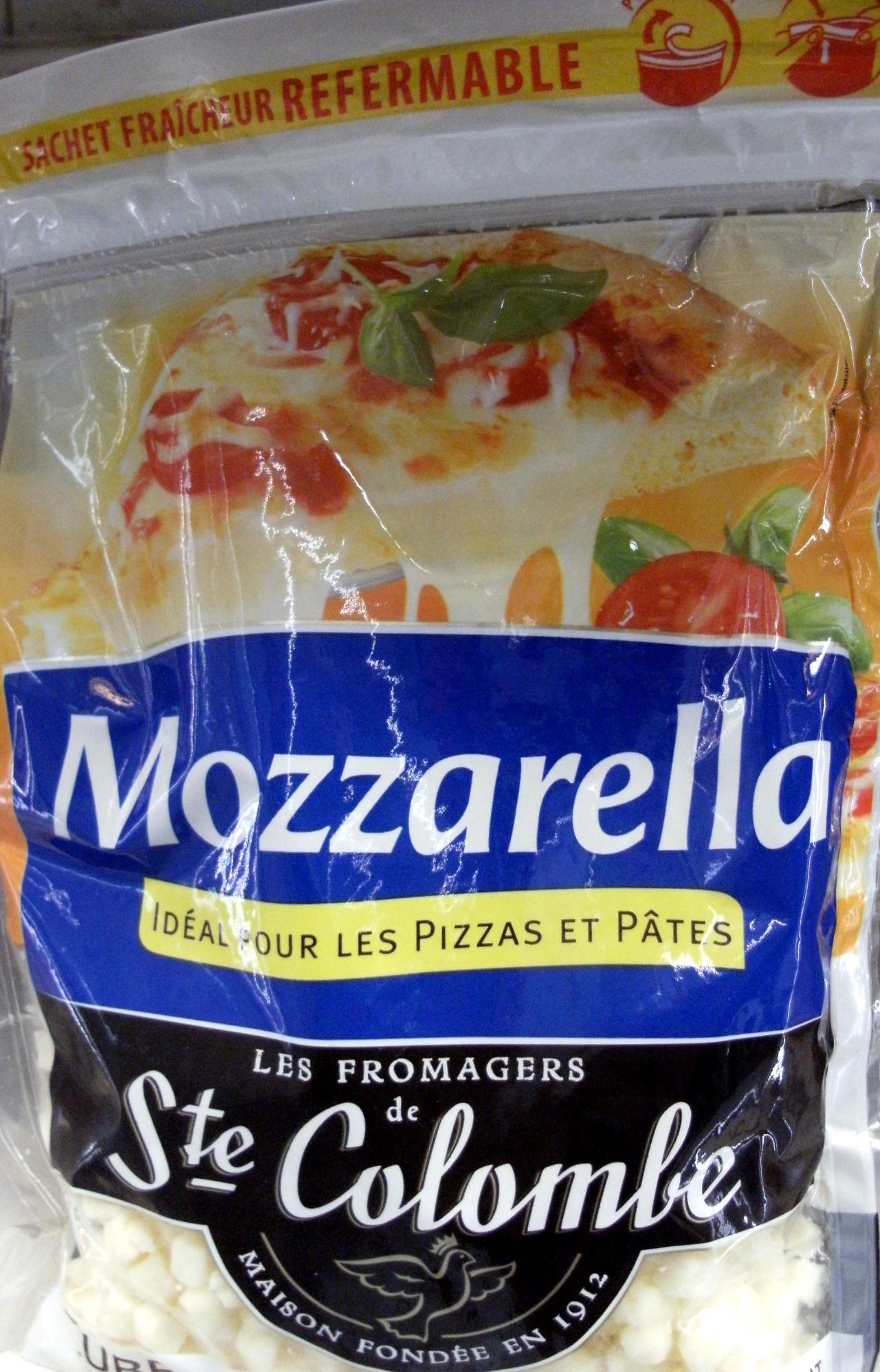 Mozzarella (22% MG) - Produit