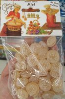 Bonbons parfum miel - Product - fr