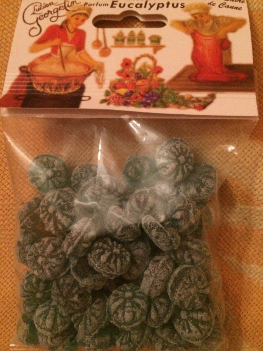Bonbon miel eucalyptus - Product - fr