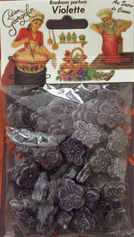Bonbons arôme violette - Product