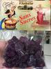 Bonbons arôme violette - Produit