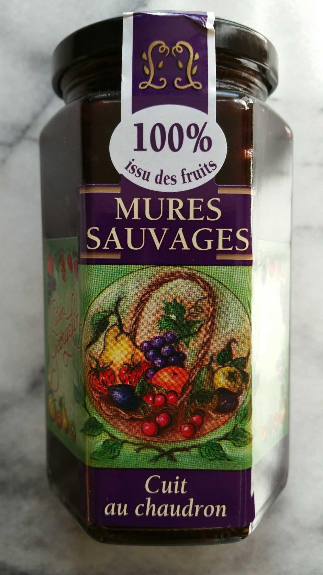 Myrtilles sauvages Cuit au chaudron - Product - fr
