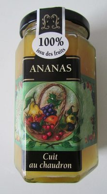 Ananas cuit au chaudron - Product - fr