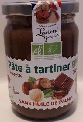 Pâte à tartiner Bio - Produit - fr