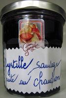 Myrtille Sauvage cuite au chaudron - Product