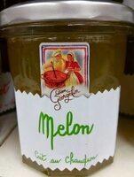 Confiture de melons - Produit - fr