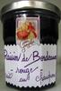 Raisin de Bordeaux rouge cuit au chaudron - Produit