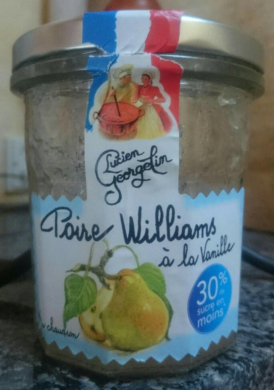 Poire Williams à la Vanille - Product