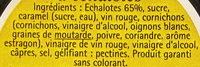 Confit d'échalotes cuites au chaudron à feu nu - Ingredients - fr