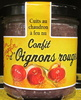 Confit Oignon Rouges - Product