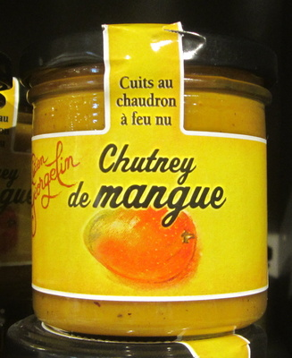 Chutney de Mangues à l'Oignon Rouge - Product